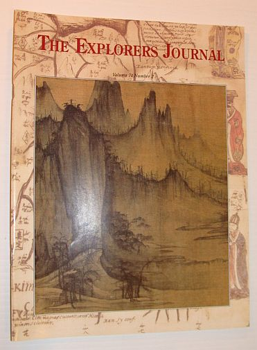 Image for The Explorer's Journal, Summer 1996