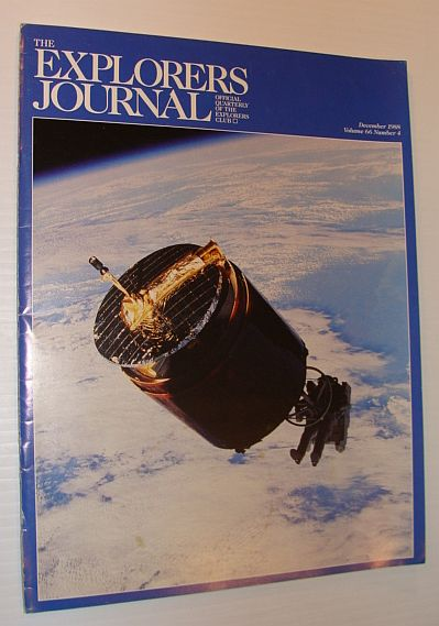 Image for The Explorer's Journal, December 1988