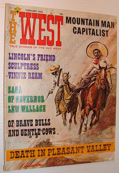 Image for The West - True Stories of the Old West: February 1970