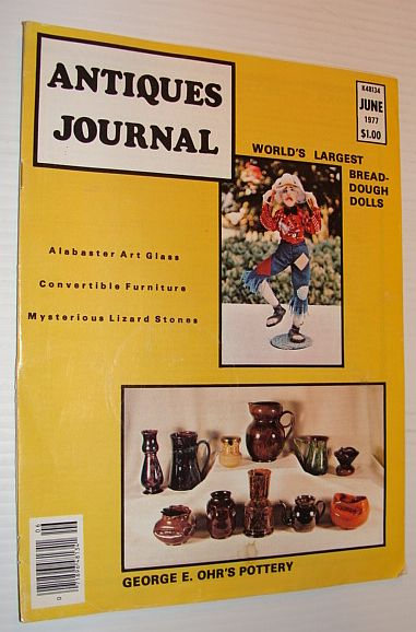 Image for Antiques Journal Magazine, June 1977