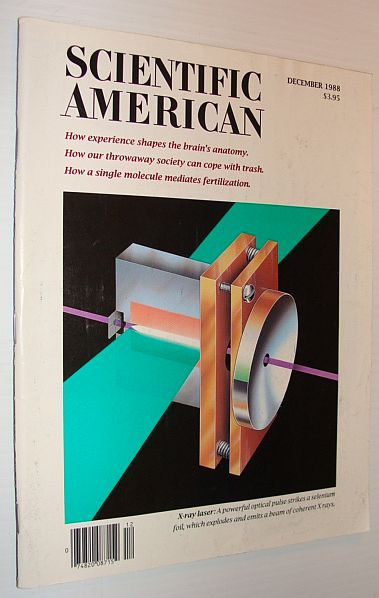 Image for Scientific American Magazine, December 1988