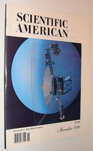 Image for Scientific American Magazine, November 1986