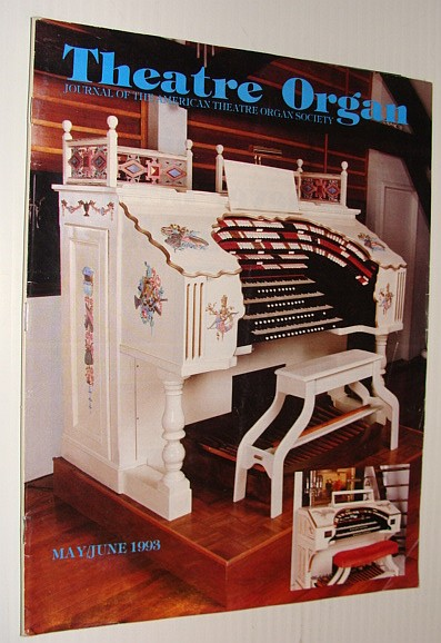 Image for Theatre Organ Magazine, May/June 1993