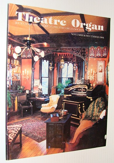 Image for Theatre Organ Magazine, November/December 1991