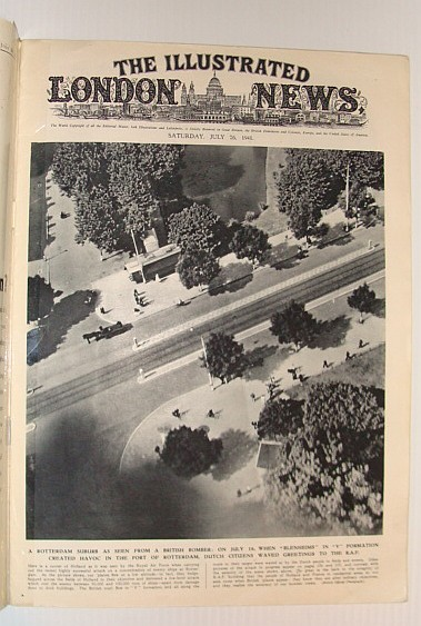 Image for The Illustrated London News, July 26, 1941