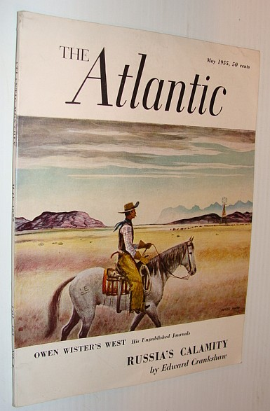 Image for The Atlantic Magazine, May 1955