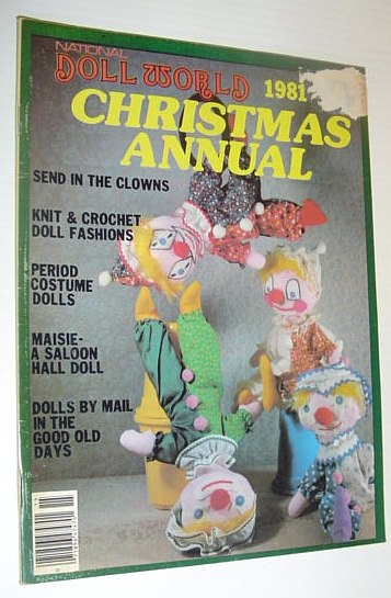 Image for National Doll World 1981 Christmas Annual