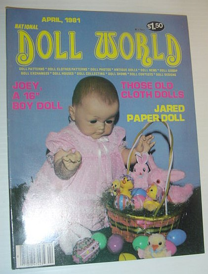 Image for National Doll World, April, 1981