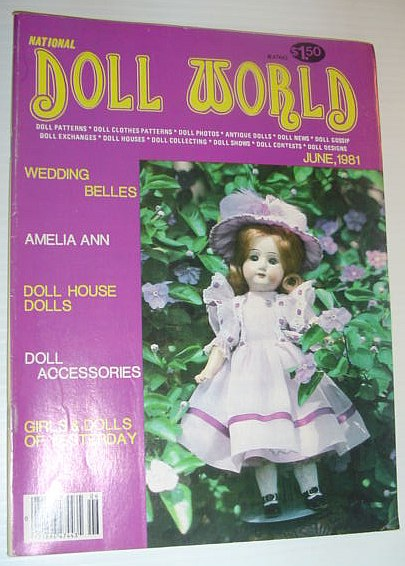 Image for National Doll World, June, 1981