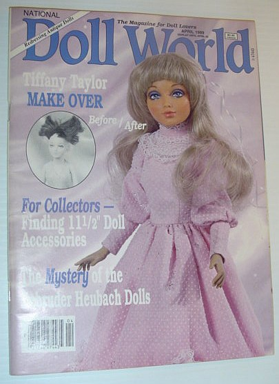 Image for National Doll World, April 1989
