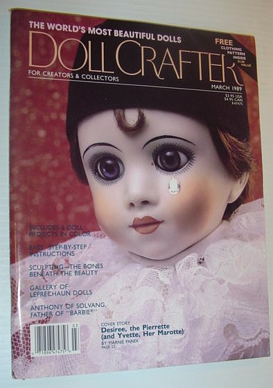 Image for DollCrafter Magazine, March 1989