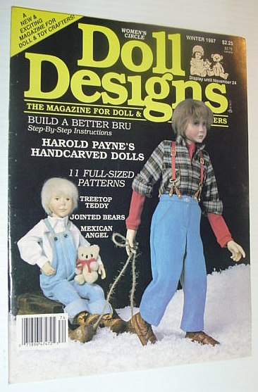 Image for Doll Designs Magazine, Winter 1987