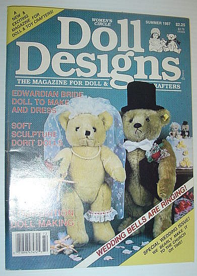 Image for Doll Designs: Summer 1987 *SPECIAL WEDDING ISSUE*