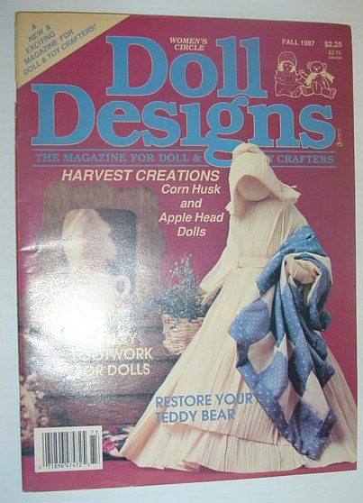 Image for Doll Designs: Fall 1987