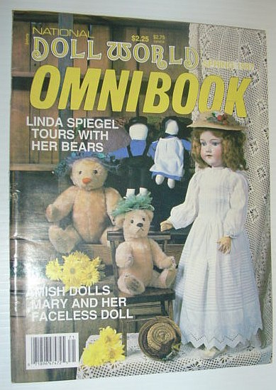 Image for National Doll World, Spring 1987 *LINDA SPIEGEL TOURS WITH HER BEARS / AMISH DOLLS*