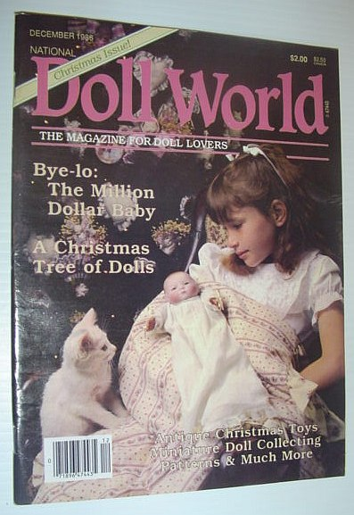 Image for National Doll World, December 1986 *THE MILLION DOLLAR BABY*