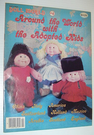 Image for National Doll World - #4 - Around the World with the Adopted Kids : China, Italy, America, Switzerland, Holland, Mexico, Arabia, Scotland, England