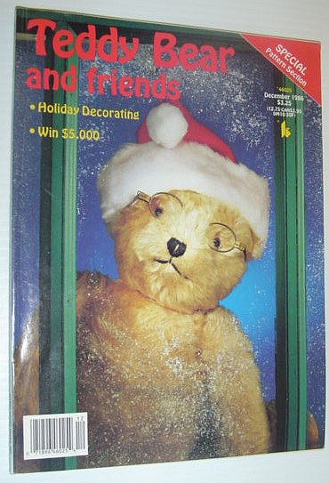 Image for Teddy Bear and His Friends: December 1986