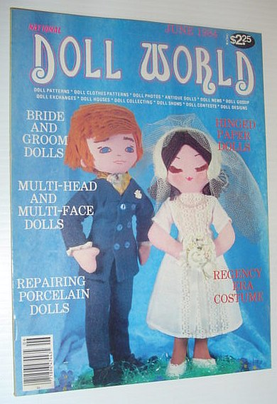 Image for National Doll Word: June 1984