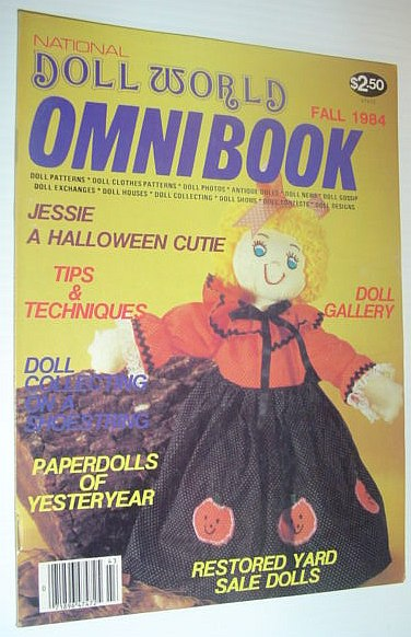 Image for National Doll World Omnibook: Fall 1984