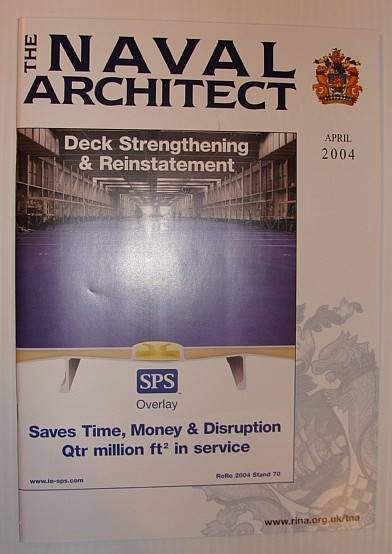 Image for The Naval Architect, April 2004