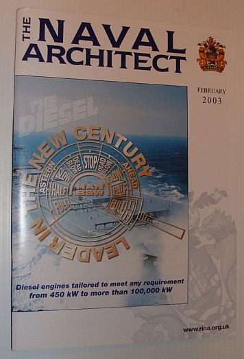 Image for The Naval Architect, February 2003