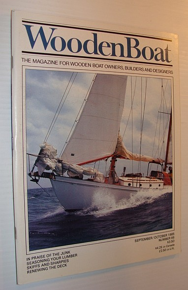 Image for WoodenBoat (Wooden Boat), September / October 1985, Number 66 - The Magazine for Wooden Boat Owners, Builders and Designers
