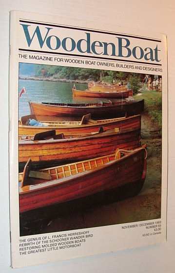 Image for WoodenBoat (Wooden Boat), November / December 1983, Number 55 - The Magazine for Wooden Boat Owners, Builders and Designers