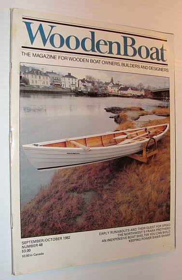 Image for WoodenBoat (Wooden Boat), September / October 1982, Number 48 - The Magazine for Wooden Boat Owners, Builders and Designers