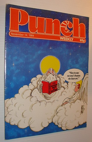 Image for Punch Weekly Magazine, 14 November 1984