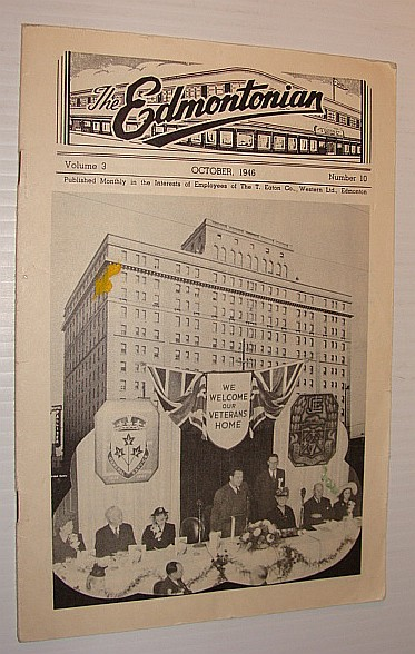 Image for Edmontonian, October 1946