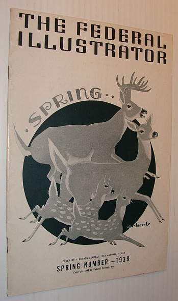 Image for The Federal Illustrator, Spring Number, 1938