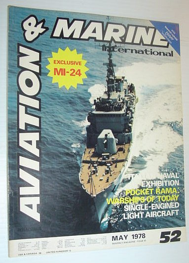 Image for Aviation and Marine International - Atlantic Edition: May 1978  *EXCLUSIVE MI-24*