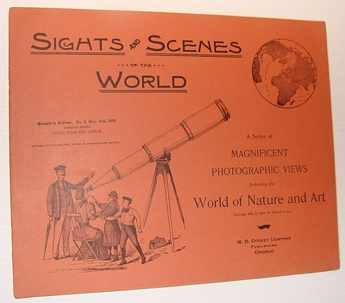 Image for Sights and Scenes of the World: A Series of Magnificent Photographic Views Embracing the World of Nature and Art, People's Series, No. 5, 25 November 1893