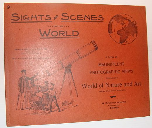 Image for Sights and Scenes of the World: A Series of Magnificent Photographic Views Embracing the World of Nature and Art, People's Series, No. 9, 23 December 1893