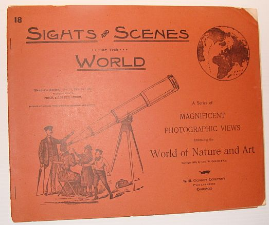 Image for Sights and Scenes of the World: A Series of Magnificent Photographic Views Embracing the World of Nature and Art, People's Series, No. 18, 24 February 1894