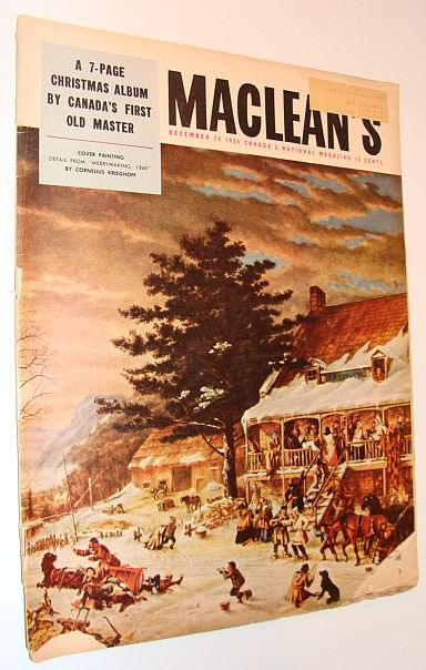Image for Maclean's Magazine, December 24 1955