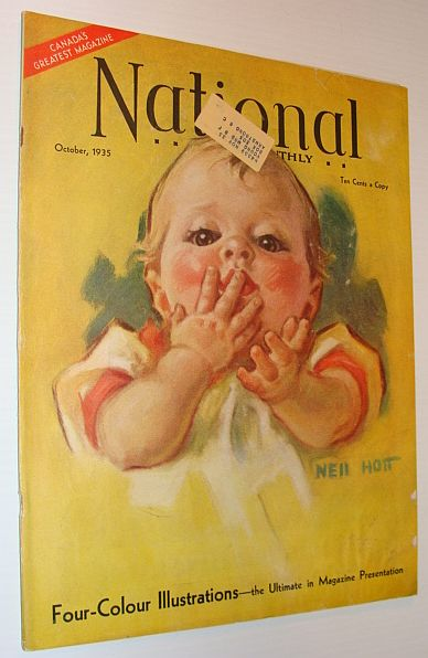 Image for National Home Monthly Magazine, October 1935 - What is Social Credit?
