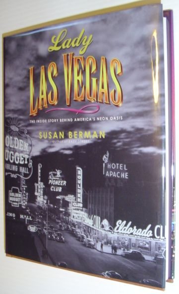 Image for Lady Las Vegas: The Inside Story Behind America's Neon Oasis