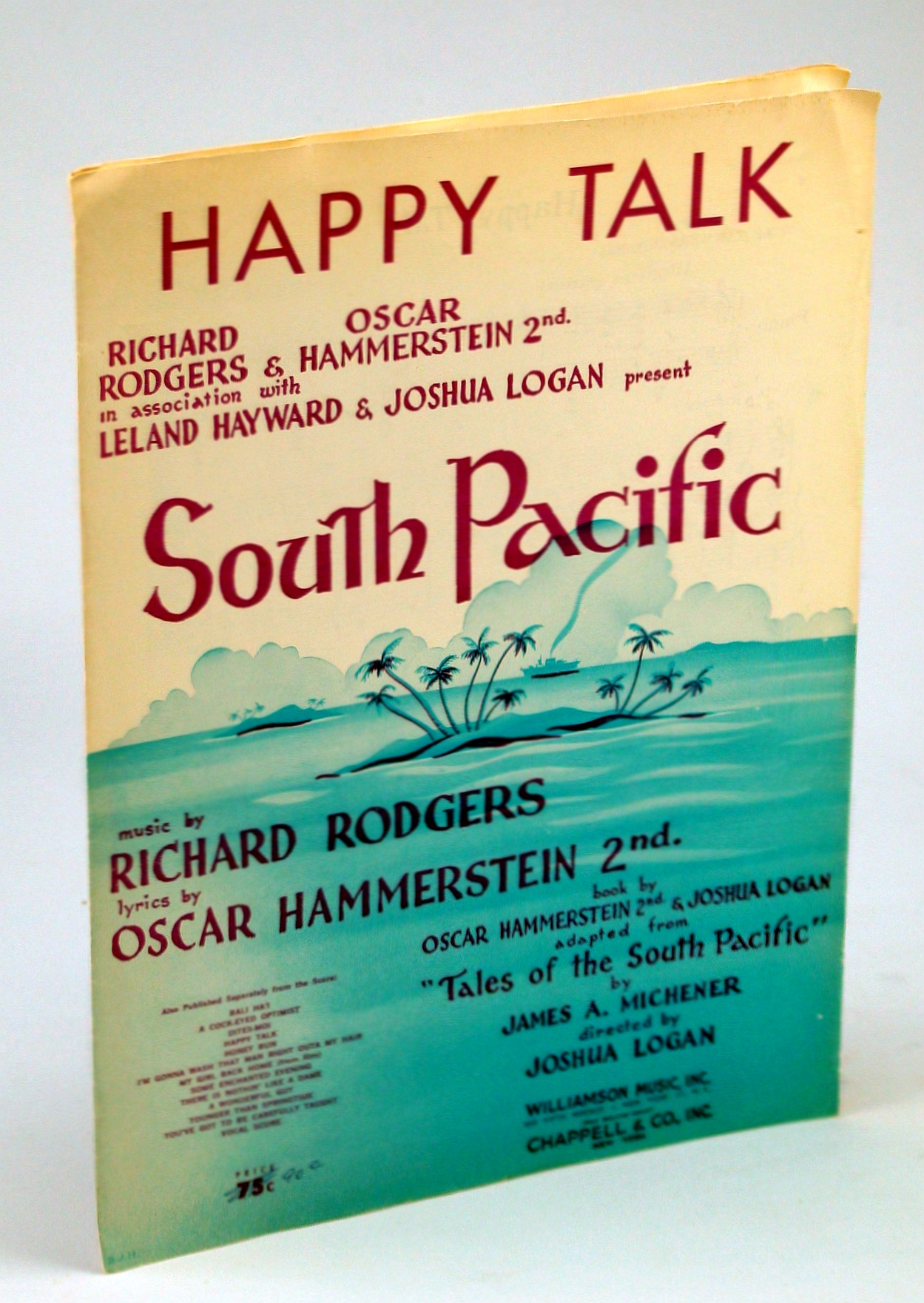 Image for Happy Talk From South Pacific