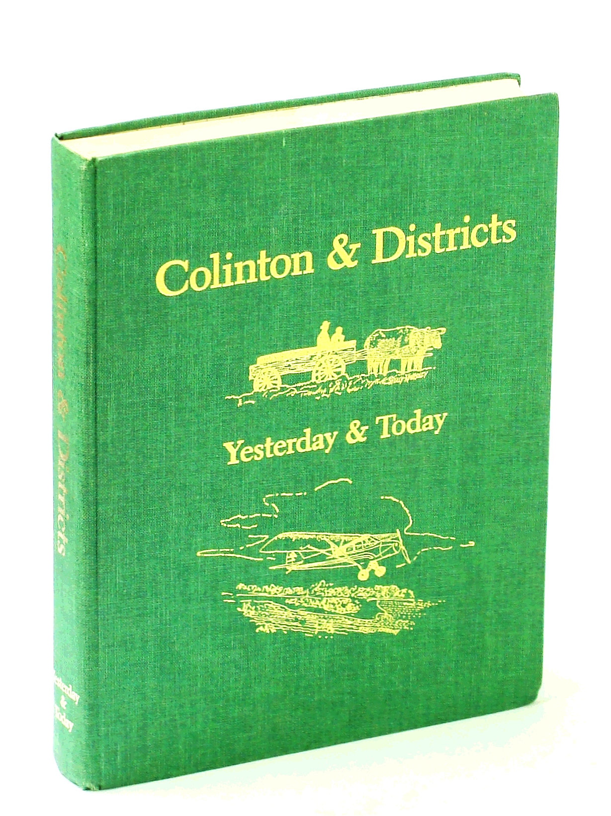 Image for Colinton and Districts: Yesterday and Today