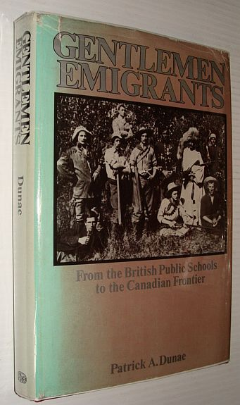Image for Gentleman Emigrants