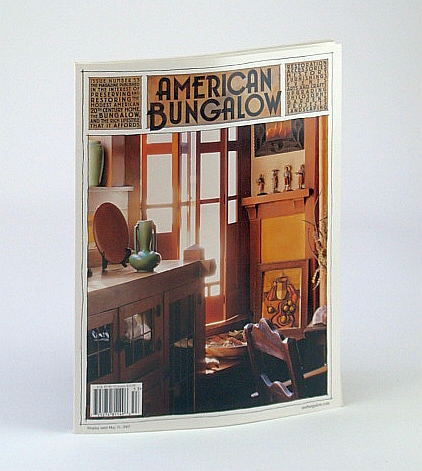 Image for American Bungalow Magazine, Spring 2007, Issue 53 - Michael Wheelen' Home on Cover