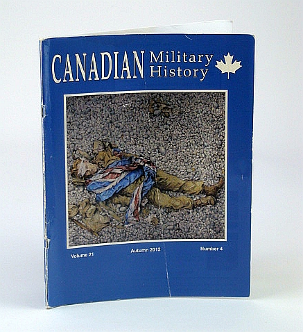 Image for Canadian Military History, Volume 21, Number 4, Autumn 2012 - German Newspaper Accounts of the Dieppe Raid
