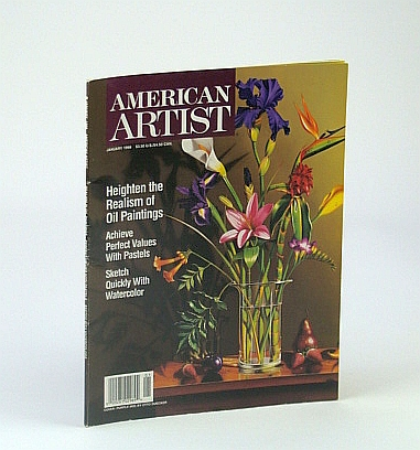 Image for American Artist Magazine, January 1998, Volume 62, Issue # 666 - Otto Duecker