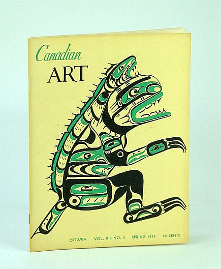 Image for Canadian Art Magazine, Spring 1955 - Albert H. Robinson