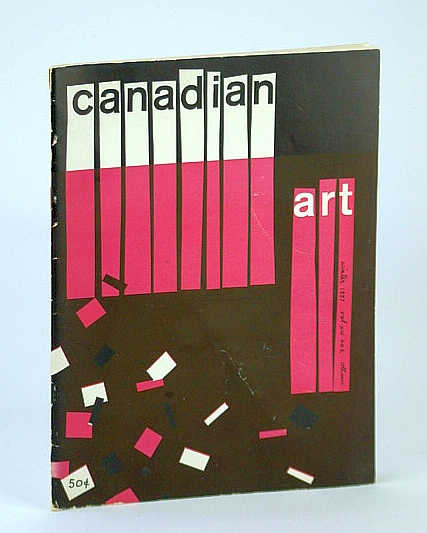 Image for Canadian Art Magazine, Winter 1957 - Young Painters of Toronto