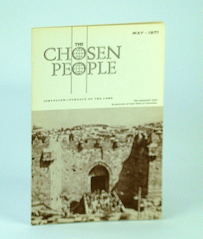 Image for The Chosen People, May, 1971 - Report on Our Northern Atlantic District