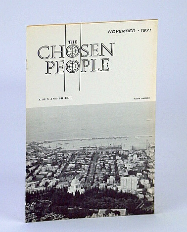 Image for The Chosen People, November (Nov.), 1971 - Testimony of Louis Levinson