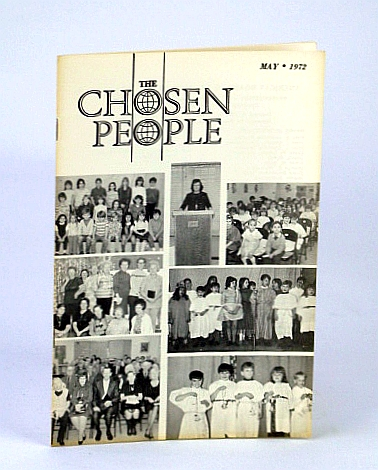 Image for The Chosen People [Magazine], May 1972 - God's Miracle on Coney Island